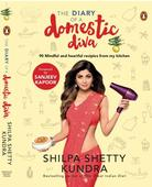 The domestic diva `Shilpa Shetty` is here with her new book!