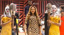 Genevieve Nnaji, Oluchi Orlandi, Marcel Desailly, Ugo Mozie, Peace Hyde, Bimbo Akintola and More Welcomes The