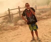 Tragic new photos of the devastating wildfires ravaging California