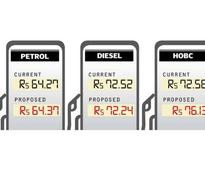 Prices of petroleum products may go up 6.3% in October