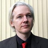 Interview: Julian Assange on George Bush's Library and Bradley Manning's Trial