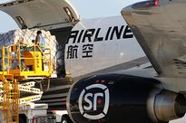 Global logistics firms battle for air superiority