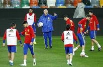 Shadow of Brazil still looms over Spain, Del Bosque says