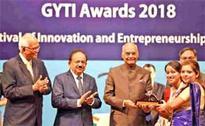 President awards TU scholars for innovation