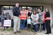 Coldspring Chamber celebrates 10 years of local hair salon membership