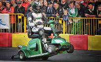 New Guinness world record for fastest mobility scooter (video)