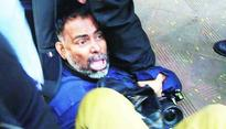 Tata security guards pounced on the media on Friday: A victims account
