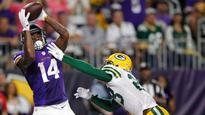 Phenomenal start has Vikings' Diggs leading NFL in receiving yards