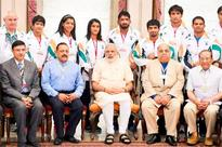 Rio-bound athletes hail Modi's send-off gesture