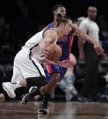 Justin Lin leads Brooklyn Nets to down Pistons 101-94