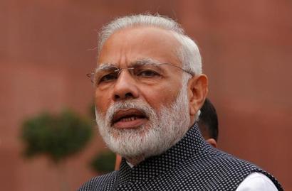 Modi to encapsulate making of new, innovative India in Davos