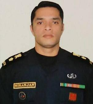 Pathankot NSG martyr gets Shaurya Chakra on Independence Day