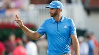 Johnson leads Chappell by one stroke at PGA Tour Championship
