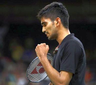 Srikanth wins Indonesian Open
