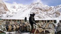 Siachen survivor major boost for high-altitude medicine: Army docs