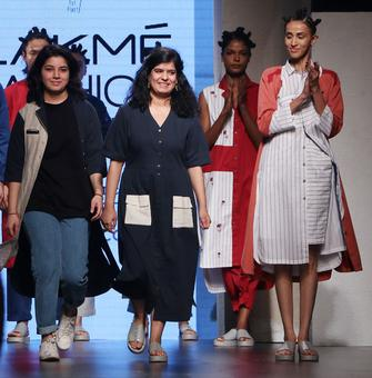 'We'd like to dress Kiran Rao in our outfits'