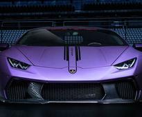 Lamborghini Huracan Vorsteiner Novara Revealed