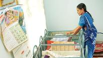55 abandoned babies in Centre's cradles