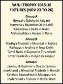 Karnataka look to trip Delhi on green track in Hubli