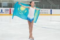 Kazakh figure skater Tursynbaeva hauls bronze in Canada