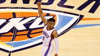 Watch Russell Westbrook drop 36 on Golden State in Oklahoma City win