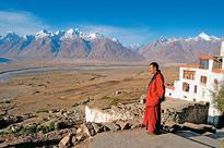 On the high trail to Zanskar