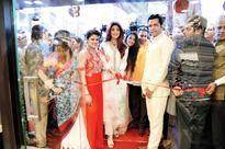 Shilpa Shetty Kundra inaugurates jewellery store in Mumbai