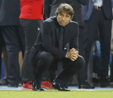 Mournful Conte bids farewell to Italy, looks forward to Chelsea adventure