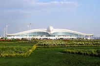 Turkmenistan unveils beautiful Bird shaped Airport