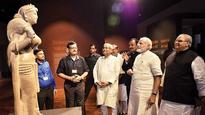 PM Narendra Modi visits newly-opened Bihar Museum