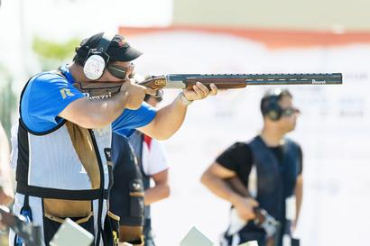 Dismal show by India in men's trap event at WC Shotgun
