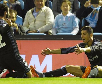 La Liga: Real Madrid on verge of title after Ronaldo inspires