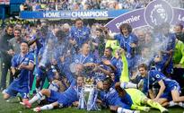 Chelsea celebrate Premier League title; Liverpool, Manchester City win to finish in top four