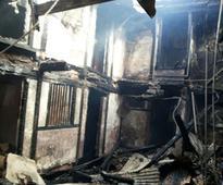 Wada gutted in fire in Bohri Aali, Pune