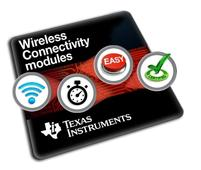 Connect more with TI's portfolio of wireless connectivity modules for Industry 4.0 and IoT designs