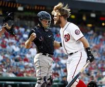 Bryce Harper throws tantrum, gets ejected