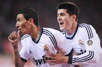 Man City to move for Real Madrid's winger Di Maria