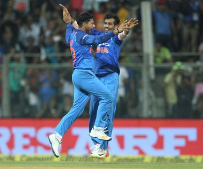 'Kuldeep and Chahal will only get mentally tougher'