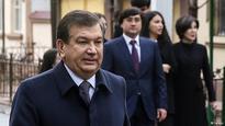A new president for Uzbekistan