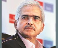 Former DEA secretary Shaktikanta Das confirmed as G-20 sherpa