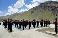 With guns and Baba Ramdev's Yoga, fit BSF jawans now ready to take on Pakistan