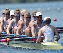 Eight U.S. Crews Row to for Medals at World Rowing Cup II
