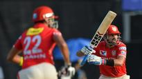 Vijay, Gurkeerat fifties propel KXIP to 172 for seven against Pune Supergiants
