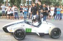 Zippy Car Built By IITians To Race On Global Platform