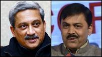 Row over Parrikar crediting RSS: BJP says Congress speaks language of Pakistan