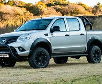 Foton launches special edition Tunland in SA