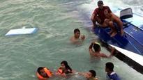 Thailand speedboat British victim named