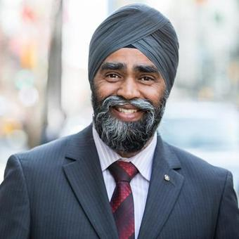 Canada's Sikh Defence Minister heckled in Parliament