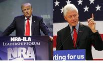 Everything you need to know about Donald Trump, Bill Clinton#8217;s New Mexico visit