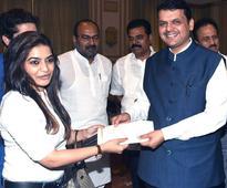 CM Fadnavis appreciates Ankush's efforts